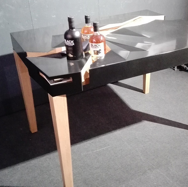 table whisky